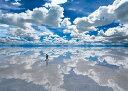 EPO-54-011 風景 ウユニ塩湖−ボリビア 2000ピ
