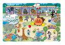 AGA-31510 アンパンマン どうぶつえん 55ピース パズル Puzzle 子供用 幼児 知育玩具 知育パズル 知育 ギフト 誕生日 プレゼント 誕生日プレゼント