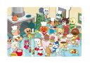AGA-31512 アンパンマン にぎやかパン工場 80ピース パズル Puzzle 子供用 幼児 知育玩具 知育パズル 知育 ギフト 誕生日 プレゼント 誕生日プレゼント