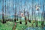 APP-1000-696 藤城清治 湿原のミズバショウとこびと 1000ピース