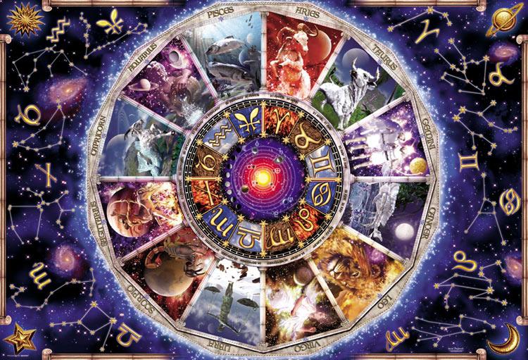 パズル, ジグソーパズル BEV-81-119 -Signs of the zodiac- 1000