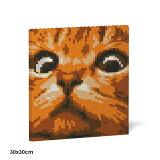 JEKCAジェッカブロックパネル-猫の目02S-M01Sculptor