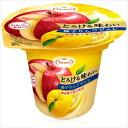 たらみ とろける味わい 柚子りんごジュレ(1箱 6個入)...