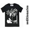 666からseditionaries(セディショナリーズ)THE KILLER ROCK'S ON ブラック ロックtシャツ バンドtシャツ シドヴィシャス セックスピストルズ ロックファッション パンクファッション tシャツ おしゃれ かっこいい