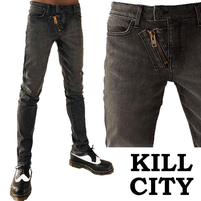 メンズファッション, ズボン・パンツ  Kill City ZIP