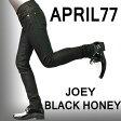 APRIL77(エイプリル77 APRIL77 ロック)JOEY COLORDIVE BLACK HONEY スキニー ジーンズ パンツ デニ...
