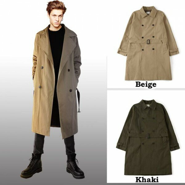 jellybeans-select | Rakuten Global Market: Double trench coat
