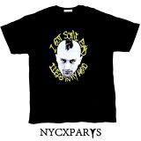 NYCXPARYS(エヌワイシーバイパリ)タクシードライバーtシャツ