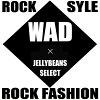 ロックファッションWAD-jellybeans