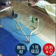 【送料無料】【ポイント最大8倍!】Lin ラウンドテーブル ホワイトアッシュ無垢材使用/センターテーブル/1年保証付き【RCP】05P03Dec16