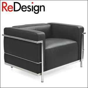 【送料無料】ソファLC3 シングルソファ / ル・コルビジェLC3 Single Sofa / Le Corbusier【送料...