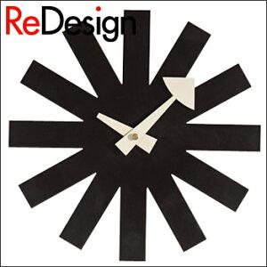【送料無料】時計アスタリスククロック / ジョージ・ネルソンGeorge Nelson / Asterisk Clock【...