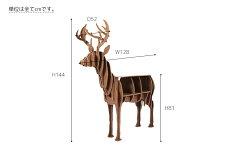 アニマルシェルフ-Deer-