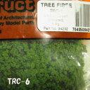 TRC-6樹木製作用ファイバー (ミディアムグリーン)
