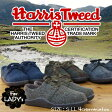 【送料無料】【Harris Tweed(ハリスツイード)】王室 デザートブーツ レディース カジュアルシューズ ムートンブーツ 黒 人気 ショートブーツ ボア/ファーブーツ レースアップ ブーツ 靴 tk29146