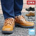 【送料無料】EDWIN エドウィン ビジネスシューズ メンズ...