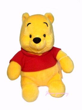 【東京ディズニーランド限定】 くまのプーさん Pooh ぬいぐるみ Sサイズ プー プーさん 【DISNEY】