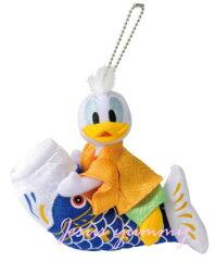 東京ディズニーリゾート限定♪【即納】 ディズニー ドナルド 鯉のぼり 五月人形 ぬいぐる...