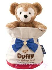 ダッフィー シェリーメイ♪ダッフルバッグ★【希少】 ダッフルバッグ Duffy ダッフィー シ...