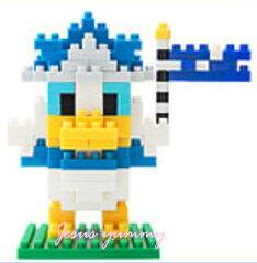 ドナルド 五月人形 兜 かぶと ナノブロック nano block ミッキーマウス お土産袋付き!【東京ディズニーリゾート限定】【Disney】