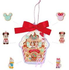 2014・クリスマス限定☆ピアス 6個セット ミッキー、ミニー、ドナルド、デイジー お菓子なク...