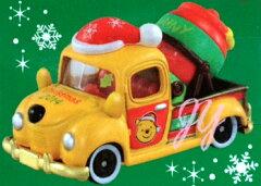 2014・クリスマス限定☆【即納】くまのプーさん CHRISTMAS WISHS トミカ クリスマス 2014 ...