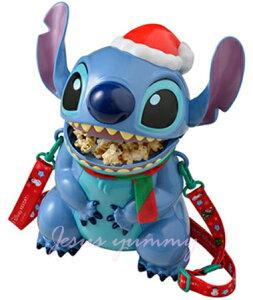 スティッチ ポップコーンバケット バケツ クリスマス限定 ☆2015・クリスマス【DISNEY…