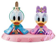 ディズニー 2016 ひな人形 雛人形 ひな祭り お雛さま ドナルド デイジー 桃の節句 イン…