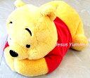 【東京ディズニーランド限定】くまのプーさん(Pooh) ティッシュボックスカバー もこもこ ディズニーリゾートお土産袋付き【DISNEY】