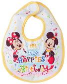 スタイ よだれかけ ミッキー ミニー 出産祝い バースデイ 誕生日 ギフト 東京ディズニーリゾートお土産袋つき 【DISNEY】