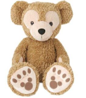 【予約販売】【送料無料】Duffyダッフィーふっくら可愛いお顔厳選Lサイズぬいぐるみタグ・ストーリーブック・お土産袋付き♪【プレゼント包装不可】