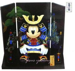 東京ディズニーリゾート限定☆【送料無料】 ディズニー 2015 五月人形 ミッキー マウス 最...