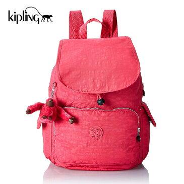 【送料無料】キプリング Kipling Ravier bag VIBRNTPINK 688 バックパック リュック ピンク レディース アウトレット BP3872 アウトレット