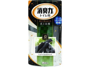 エステー/トイレの消臭力 炭と白檀の香り 400ml