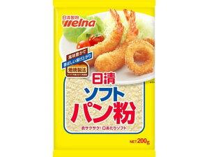 日清フーズ/ソフトパン粉 200g