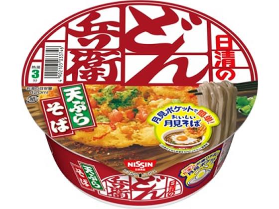 日清食品日清のどん兵衛『天ぷらそば』