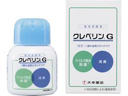 大幸薬品/クレベリンG60g