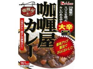 ハウス食品 カリー屋カレー 大辛 200g