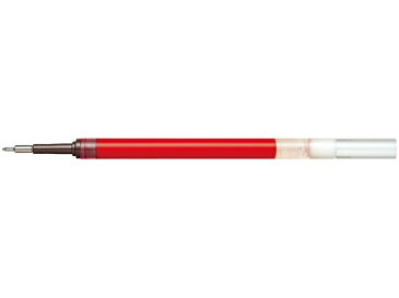 ぺんてる/ハイブリッドテクニカノック0.35mm替芯 赤/XKFRN3-B