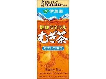 伊藤園/健康ミネラルむぎ茶 250ml