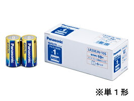 パナソニック/エボルタ乾電池単1×10本パック/LR20EJN/10S