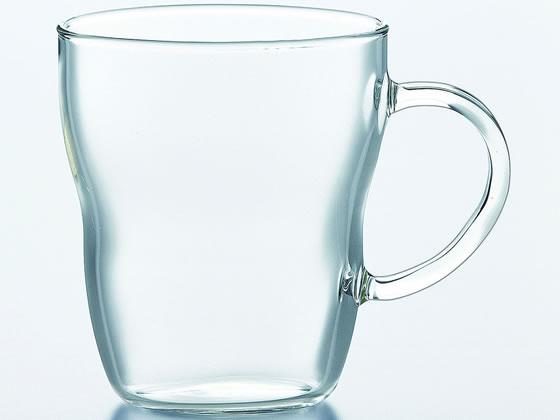 東洋佐々木ガラス/耐熱マグカップ 330ml 1個