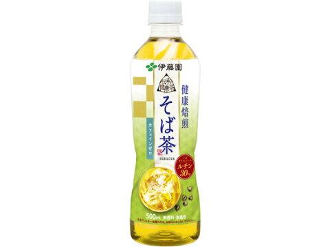 伊藤園/伝承の健康茶 そば茶 500ml