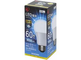 アイリスオーヤマ/LED電球広配光810ml昼白色/LDA7N-G-6T4