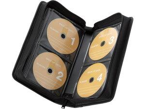 エレコム CD/DVDファスナーケース 96枚収納 CCD-SS96