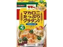 日清フーズ/マ・マー マカロニたっぷりグラタンセット ホワイトソース用2人前