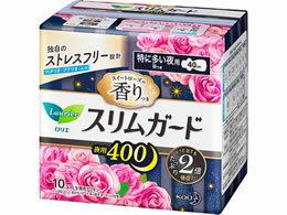KAO/ロリエスリムガードスイートローズの香り特に多い夜用40010個