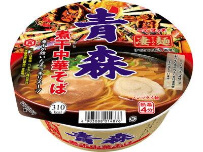 ヤマダイ/凄麺 青森煮干中華そば