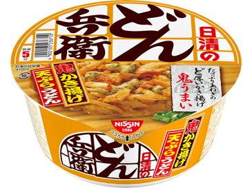 日清食品/日清のどん兵衛 かき揚げ天ぷらうどん
