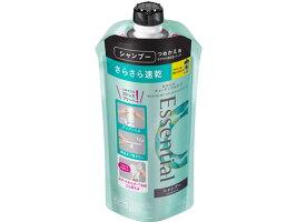 KAO/エッセンシャルスマートブロードライシャンプーつめかえ用340ml